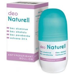 Deo Naturell antyperspirant roll on 75ml