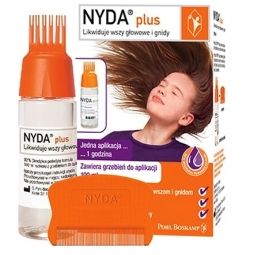 Nyda Plus areozol 100ml