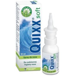 Quixx soft spray do nosa 30ml