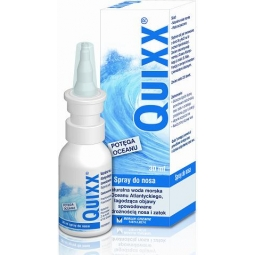 Quixx spray do nosa 30ml