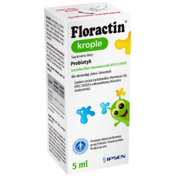 Floractin krople doustne 5ml