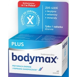 Bodymax Plus 60tabletek