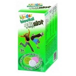 Kinder Biovital YOUnior 30tabletek do ssania