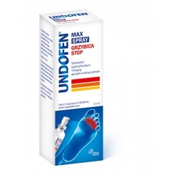 Undofen Max spray 30 ml