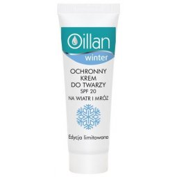 Oillan Winter ochronny krem do twarzy 50ml