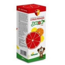 Citrus Paradisi Junior syrop 200 ml