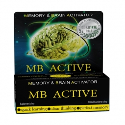MB Active 20 tabletek
