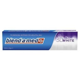 Blend-a-med Pasta do zębów 3D WHITE 100ml