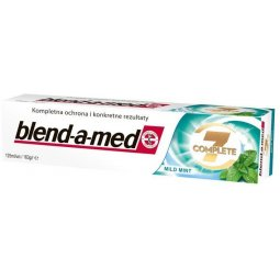 Blend-a-med Pasta do zębów Complete 7 Mild Mint