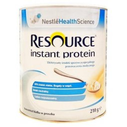 Resource Instant Protein smak neutralny 210g