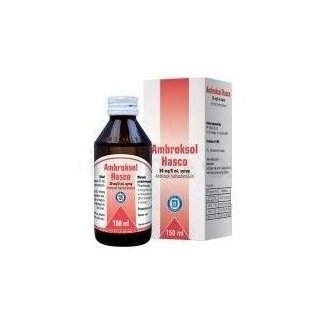 Ambroksol Hasco 30mg/5ml 150ml