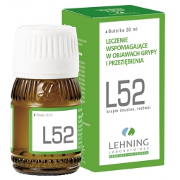 Lehning L 52 krople doustne 30 ml