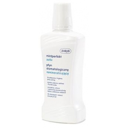 Ziaja mintperfect activ płyn do płukania remineralizujący 500ml