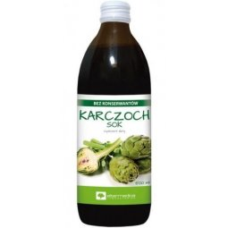 Karczoch sok 500ml Alter Medica