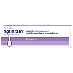 Aquaclin żel 30g