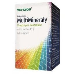 MultiMinerały 60tabletek