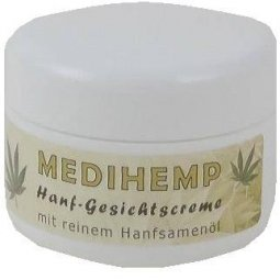 Hemp krem do twarzy 50g