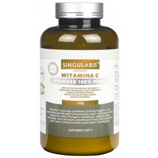 Singularis Superior Witamina C Powder 100% proszek 500g