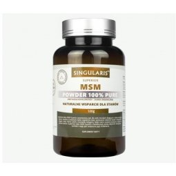 Singularis Superior MSM 4000mg Powder proszek 100g