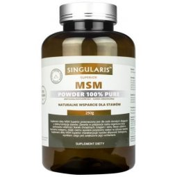 Singularis Superior MSM 4000mg Powder proszek 250g