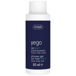 Ziaja Travel Size Yego żel 3w1 50ml