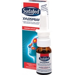 Sudafed XyloSpray 10ml