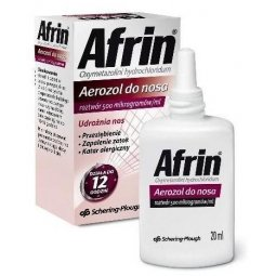 Afrin Nasal spray 20ml