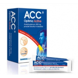 ACC Optima Active 10saszetek