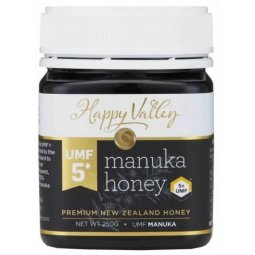Manuka Happy Valley UMF® 5+ (MG 83) 250g