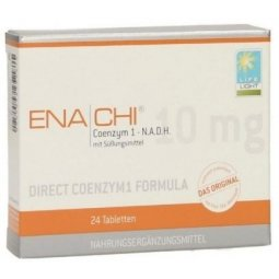 Life Light Enachi NADH 10mg 24tabletki Long Life Foundation