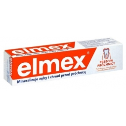 ELMEX pasta do zębów 75 ml