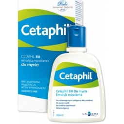 Cetaphil  Emulsja do mycia 250ml