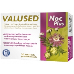 Valused Noc Plus 30tabletek