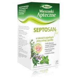Septosan fix 20saszetek po 2g