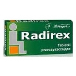 Radirex  10tabletek