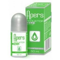 Apers body anti-perspirant roll on 50ml