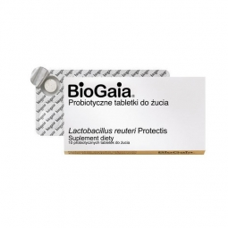 BioGaia 10tabletek do żucia