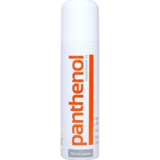 Panthenol 5% Pianka 150ml Aflofarm