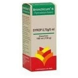 Bronchicum N 100ml