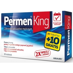 Permen King 30tabletek