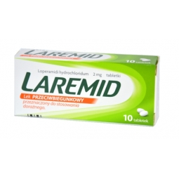 Laremid 2mg 10tabletek