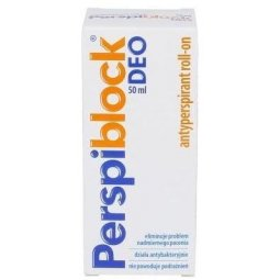 PerspiBlock Deo roll-on 50ml