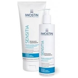 Iwostin Sensitia hypoalergiczny żel do mycia 200ml