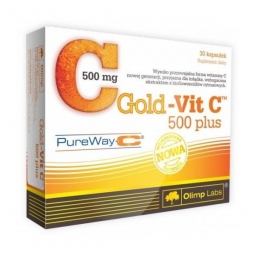Olimp Gold-Vit C 500 Plus 30kapsułek