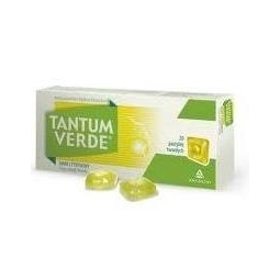 Tantum Lemon 20pastylek do ssania