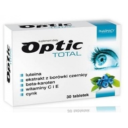 Optic Total 30tabletek