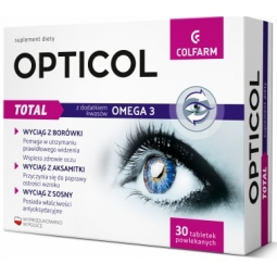 Opticol Total 30kapsułek