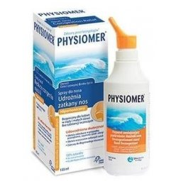 Physiomer Nasal Spray do nosa 135ml