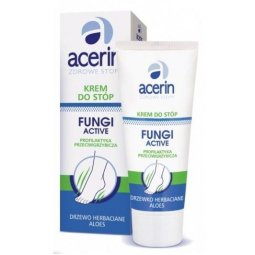 Acerin Fungi Active Krem do stóp 75ml