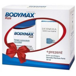 Bodymax Plus 200 tabletek + Dermika Krem Meritum Forte 50ml